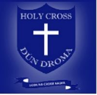 Holy Cross NS, Dundrum Logo