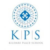 Kildare Place NS, Rathmines Logo