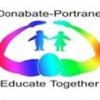 DONABATE/PORTRANE EDUCATE TOGETHER Logo