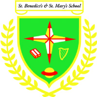 St. Benedict's and St. Mary's NS, Kilbarrack Logo