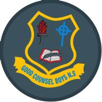 Our Lady of Good Counsel BNS, Drimnagh Logo
